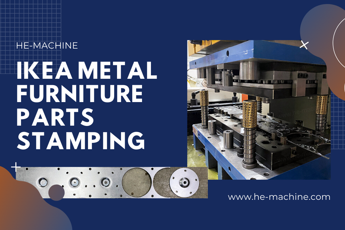 IKEA steel furniture parts stamping line